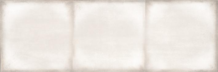 цена на Majolica облицовочная плитка рельеф квадраты светло-бежевый (C-MAS302D) 20x60