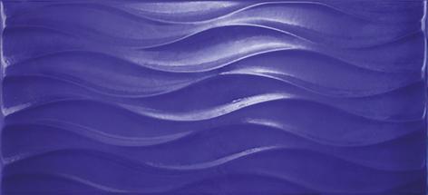 Wave Плитка настенная синяя (WAG121) 20х44 конвектор polaris pch 1033