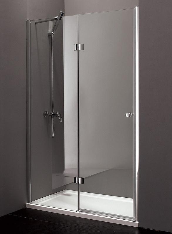Душевая дверь Cezares Verona B12 100 P Cr L матовое стекло, профиль хром левая cezares душевая дверь в нишу cezares verona b12 90 p cr l