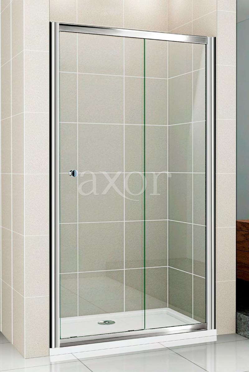 Душевая дверь Cezares Pratico BF1 120 P Cr стекло матовое, профиль хром шторка для ванны cezares pratico v 5 120 140 p cr матовое стекло профиль хром l левая