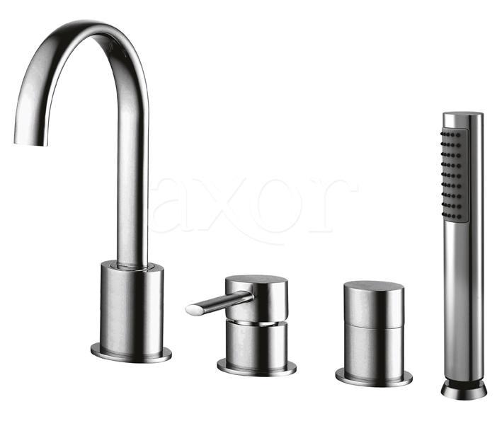 Смеситель Cezares Over BVD-01-Cr для ванны смеситель для ванной cron cn2201 хром