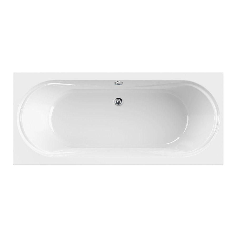 Акриловая ванна Cezares Amalfi 170-75-45 акриловая ванна cezares amalfi 180 80 45