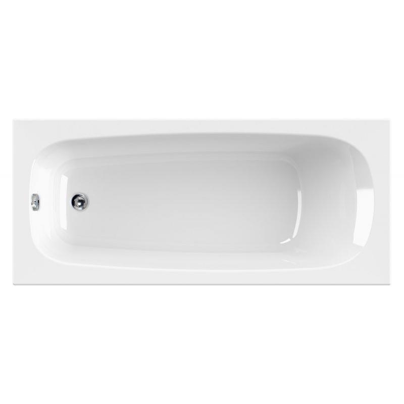 Акриловая ванна Cezares Eco 180-80-41 акриловая ванна cezares amalfi 180 80 45