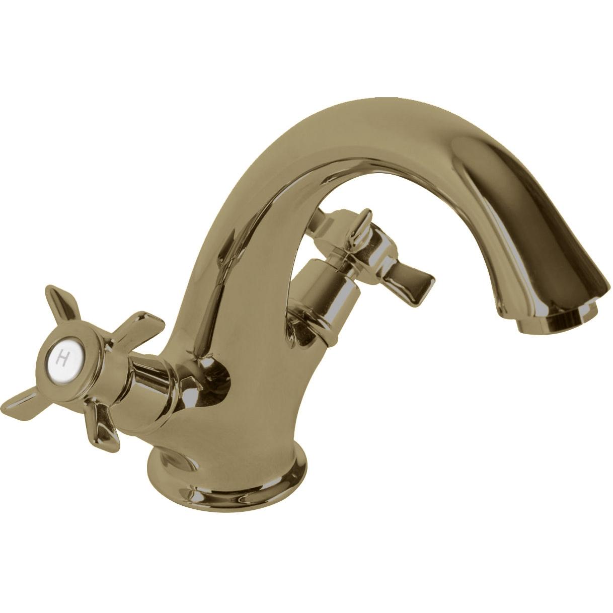 Смеситель Cezares Lord LS1-02 для раковины кольцо отверстия перелива раковины cezares бронза czr rng br