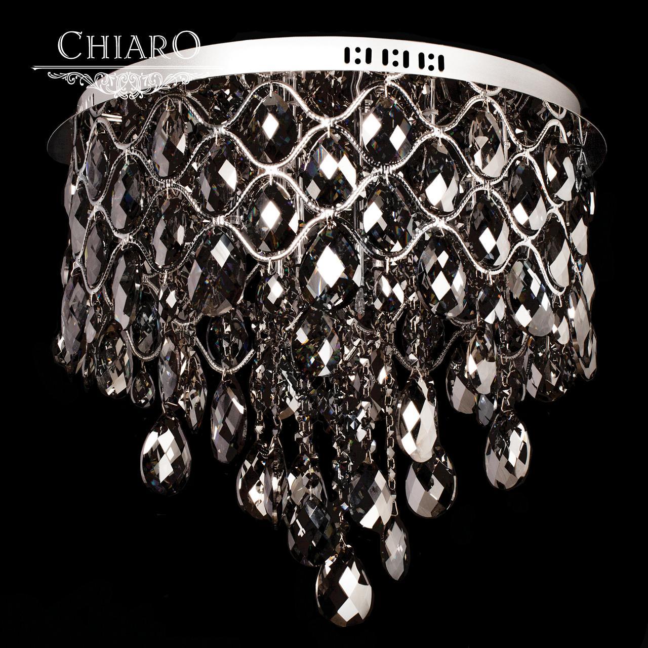 Потолочный светильник Chiaro Кларис 437010312 светодиодный светильник кларис 7 437012402 chiaro 1115803