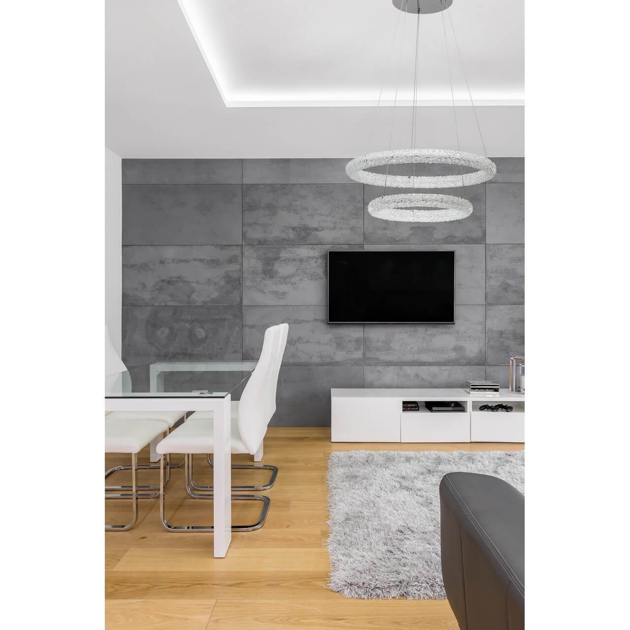 Подвесной светодиодный светильник Chiaro Гослар 11 498014202 цена и фото