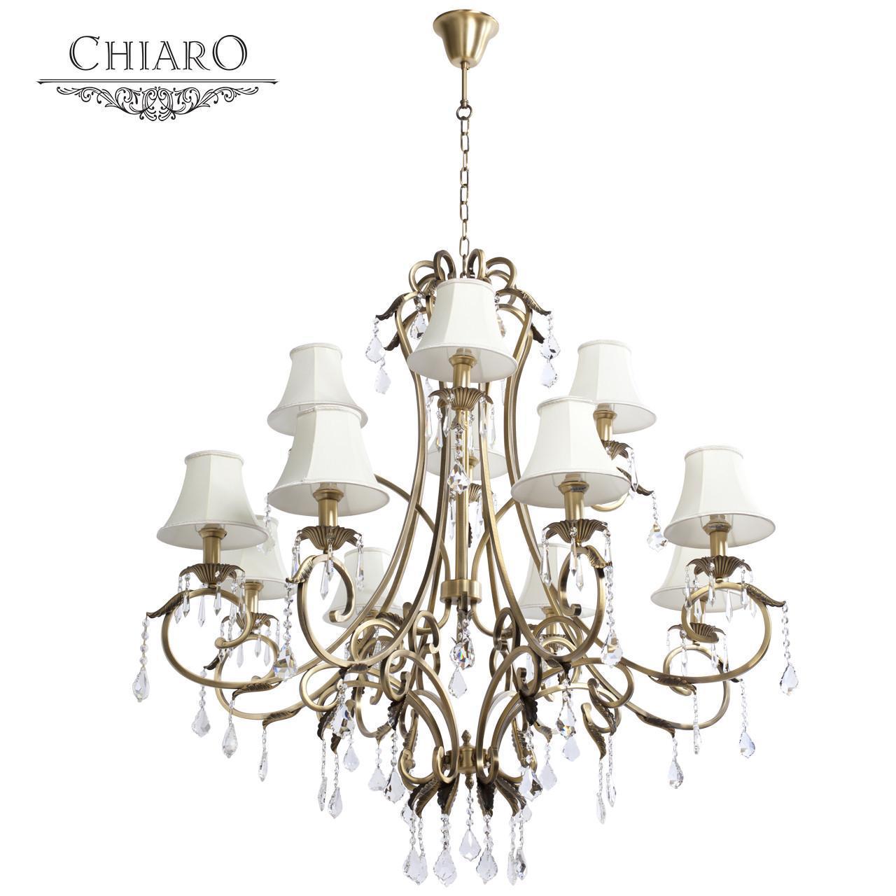Люстра Chiaro София 355010612 подвесная chiaro подвесная люстра chiaro софия 355012008