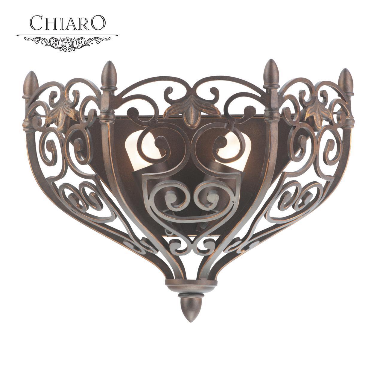 Настенный светильник Chiaro Магдалина 389021402 настенный светильник chiaro магдалина 389020802