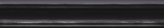 Bulevar Moldura Black Бордюр 50x305 мм/20 бордюр monopole petra silver moldura 5x15