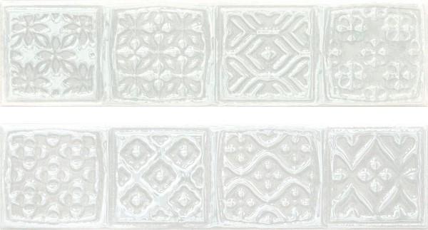 Декор Cifre Comp.Rodia White 15х30 цена