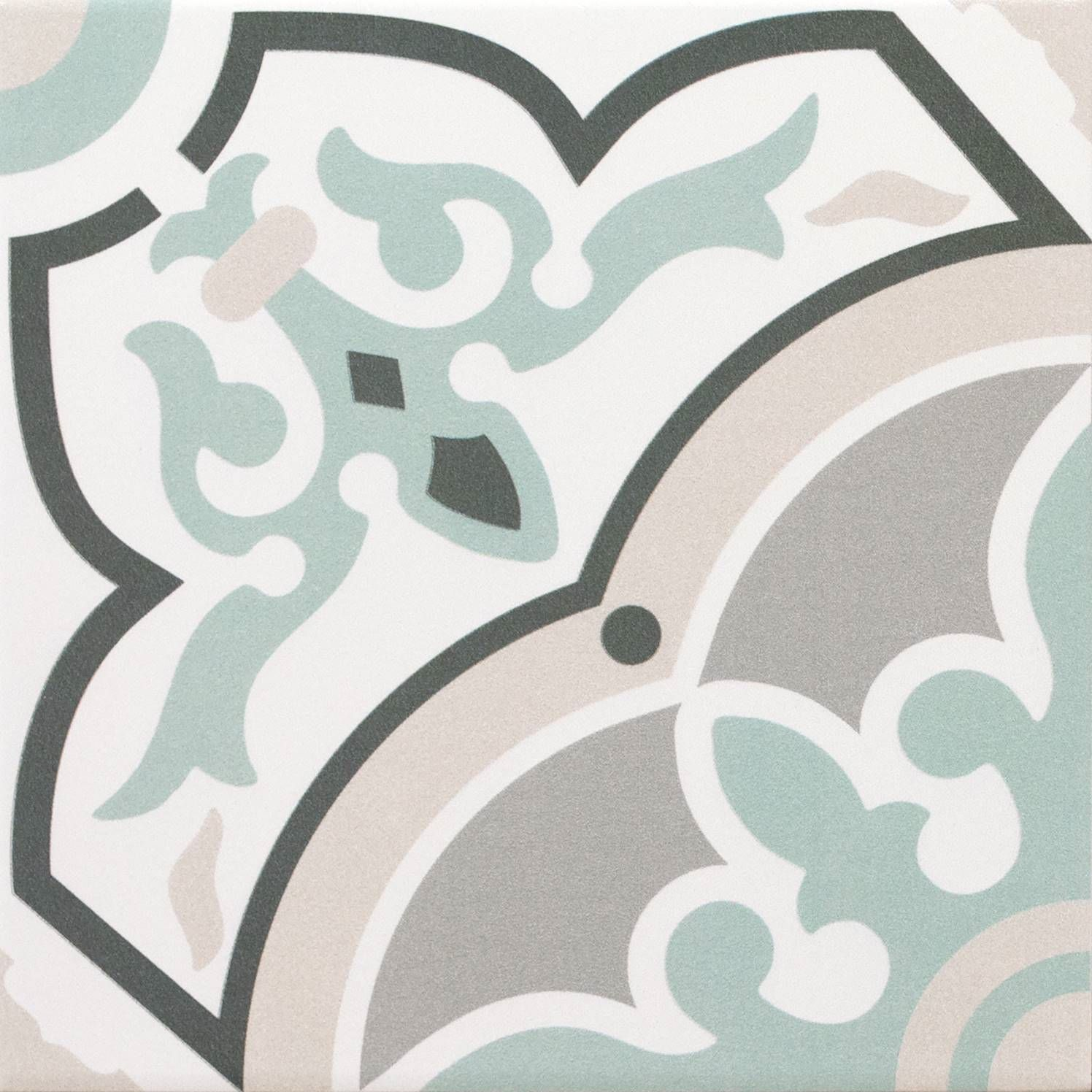 Напольная плитка Cifre Decor Urban Alba 20х20 универсальная плитка cifre decor rim white 20х20