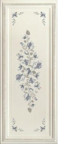 Настенная плитка Cifre Caprice Almond Boiserie Decor 20х50 декор valentino crystal marbe biancone boiserie 30x90 page 6