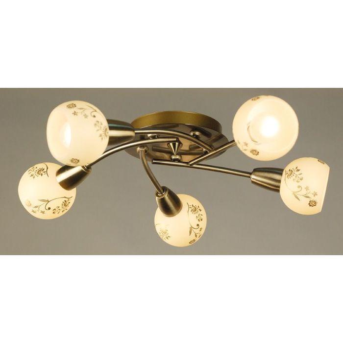 Люстра Citilux Соната CL520153 потолочная to4rooms лампа потолочная sofía
