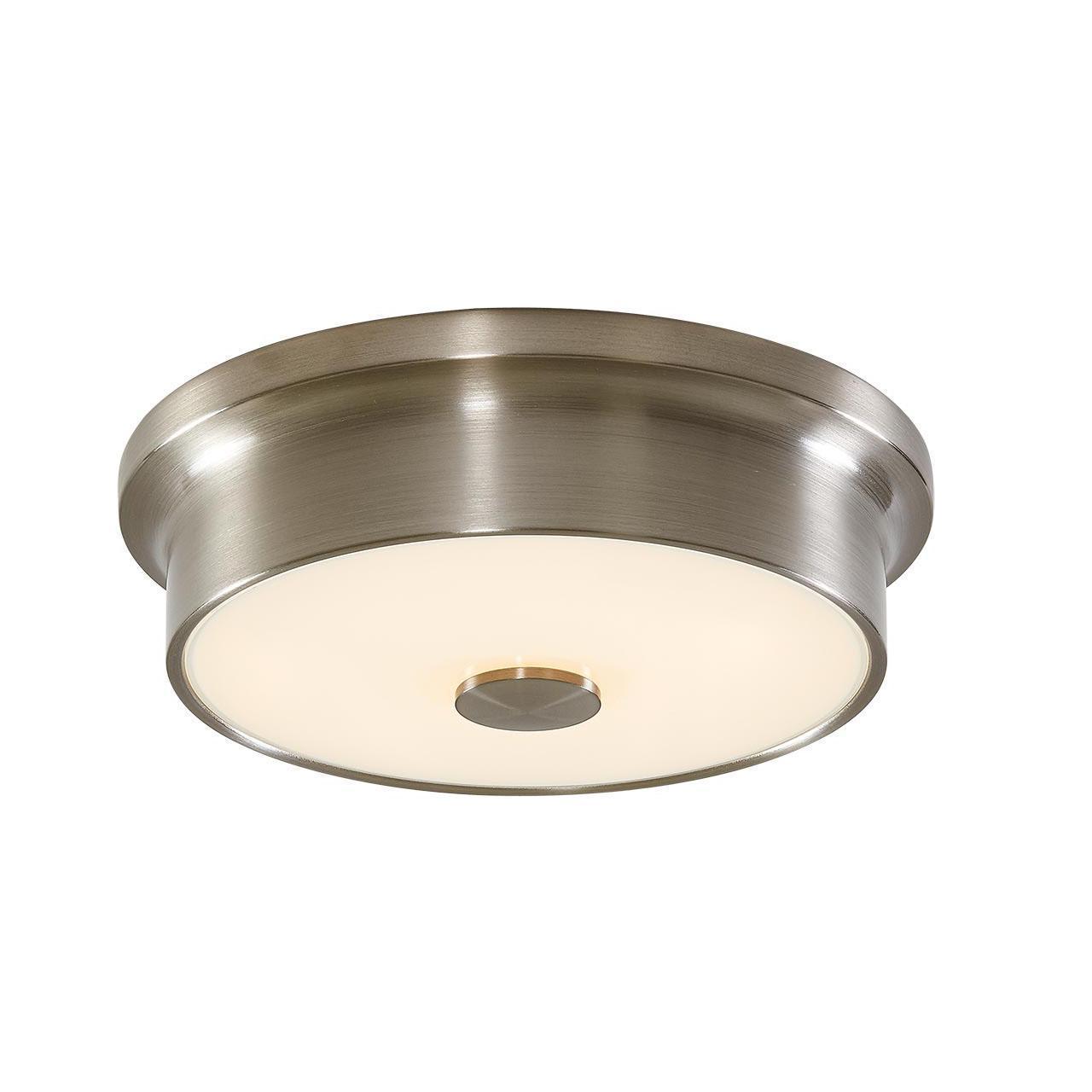 купить Потолочный светодиодный светильник Citilux Фостер-2 CL706211 по цене 3200 рублей