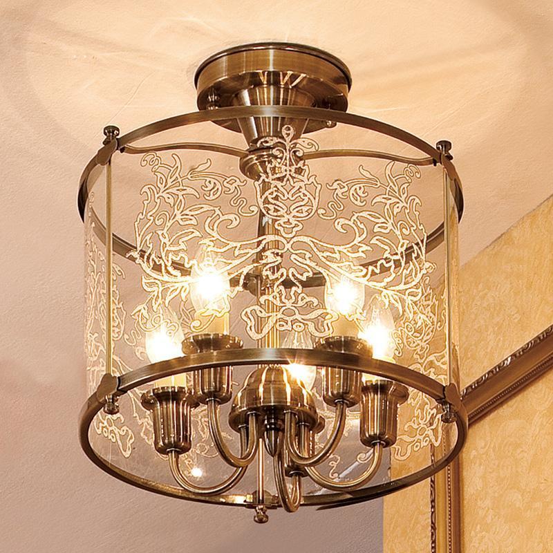 Люстра Citilux Версаль CL408253 потолочная to4rooms лампа потолочная sofía