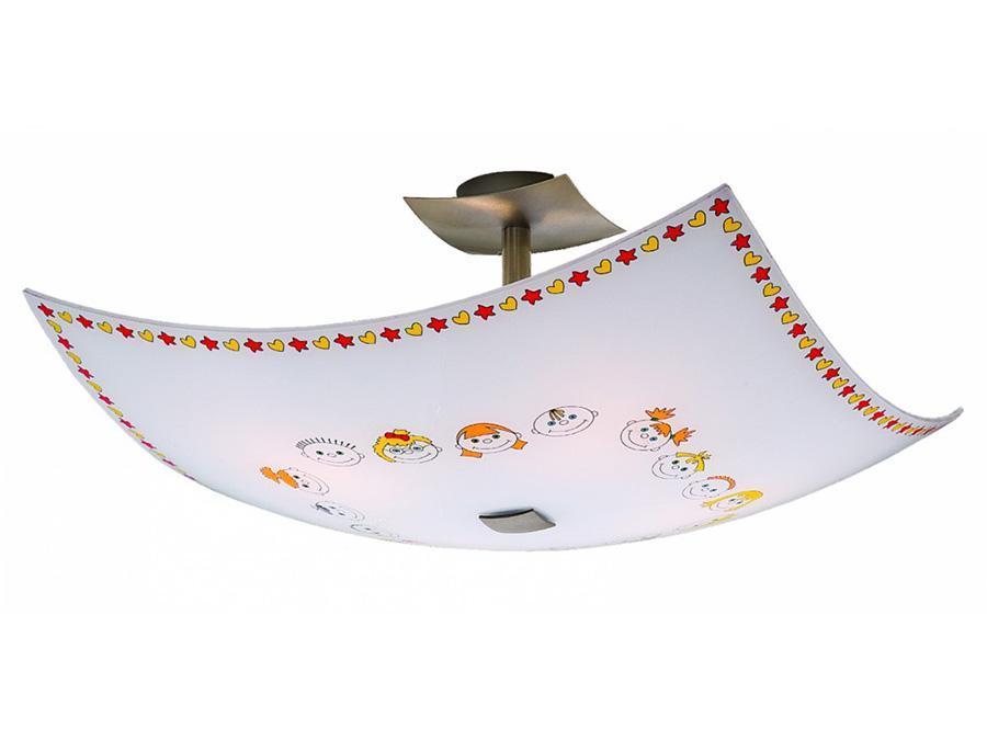 Потолочный светильник Citilux Смайлики CL937116 накладной светильник citilux смайлики 932 cl932016