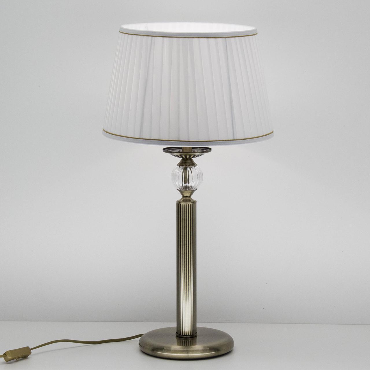 Настольная лампа Citilux Гера CL433813 настольная лампа citilux cl433813 e27x75w 5790080111448