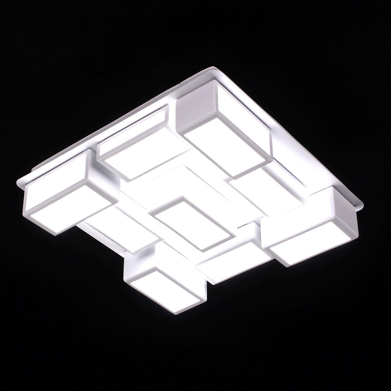Потолочный светодиодный светильник Citilux Синто CL711135 потолочный светодиодный светильник citilux синто cl711240