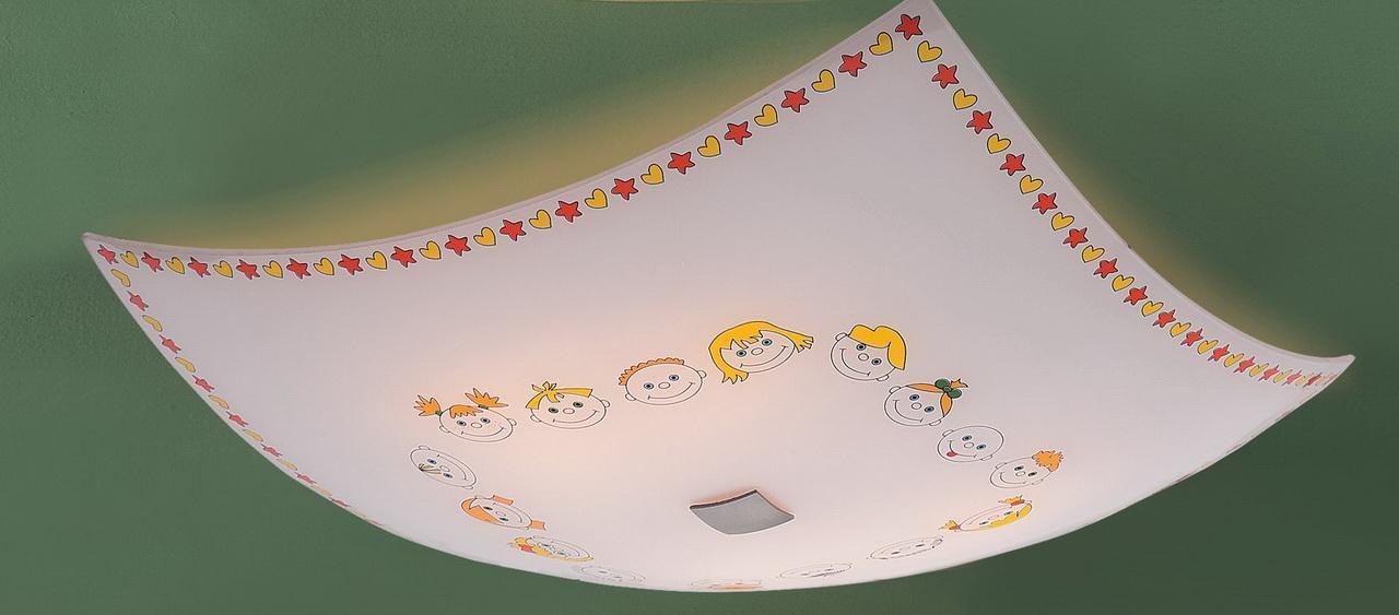 Потолочный светильник Citilux Смайлики CL932016 накладной светильник citilux смайлики 932 cl932016