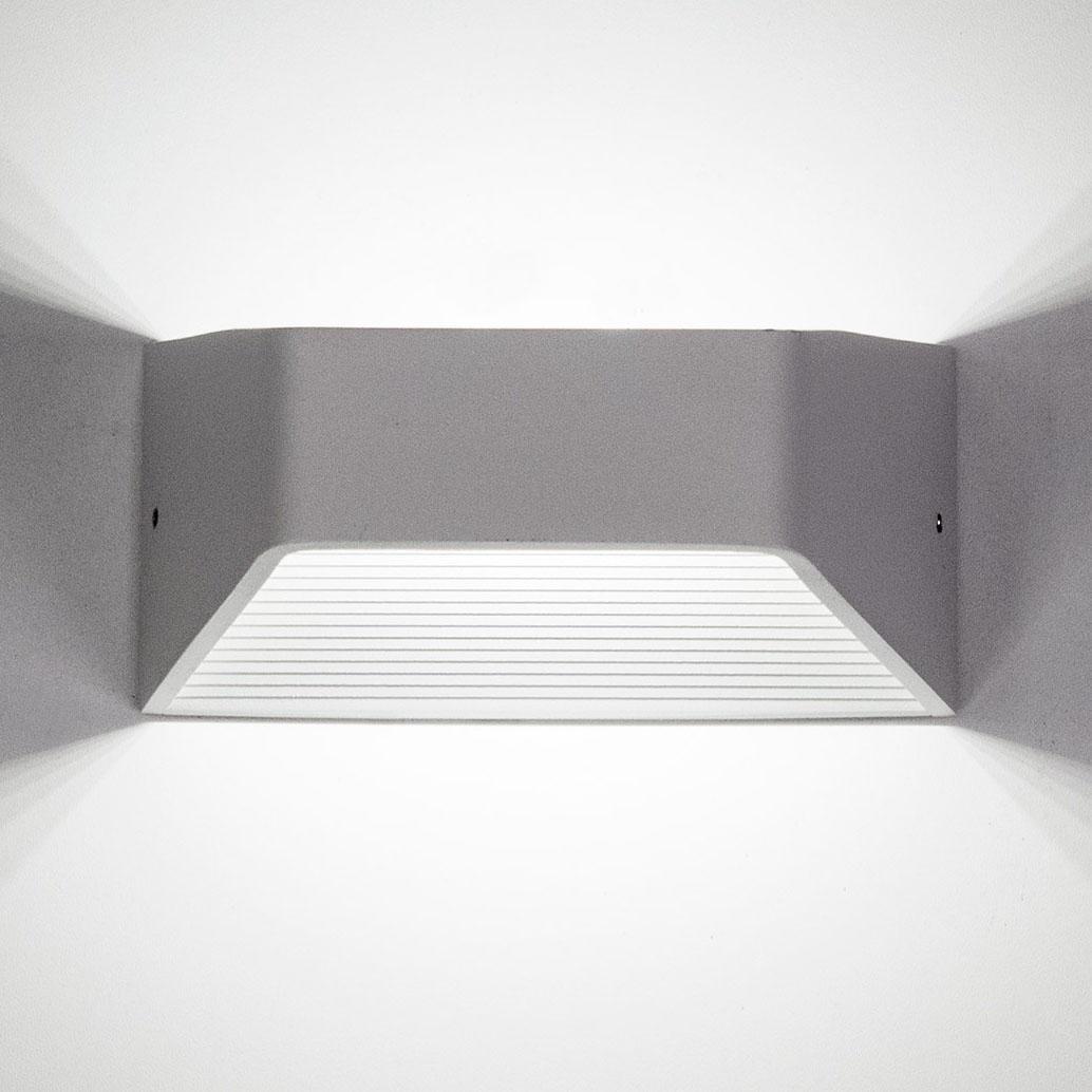 Настенный светодиодный светильник Citilux Декарт CL704310 настенный светодиодный светильник citilux декарт 8 cl704080
