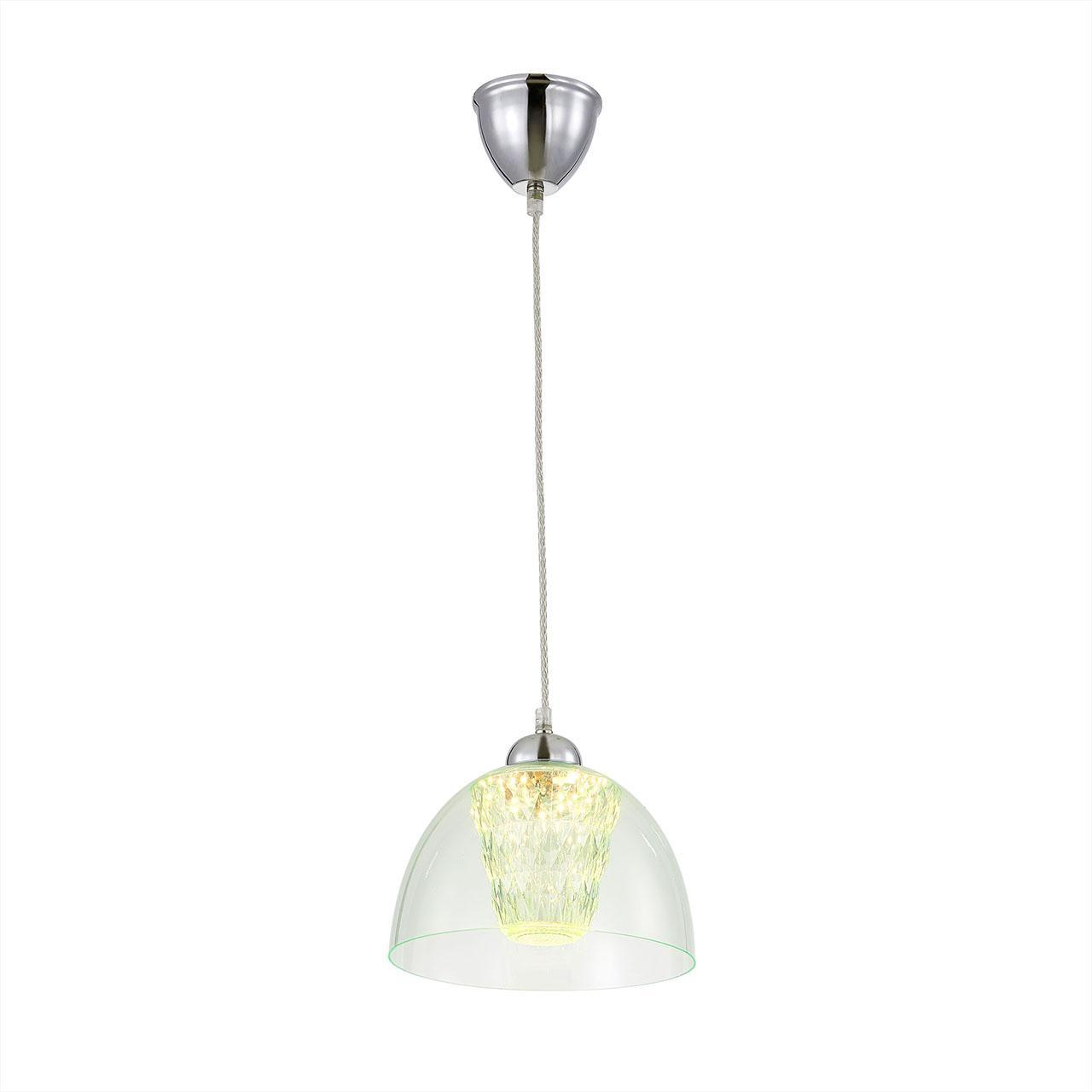 Подвесной светодиодный светильник Citilux Топаз CL717113 citilux подвесной светильник citilux топаз cl717111