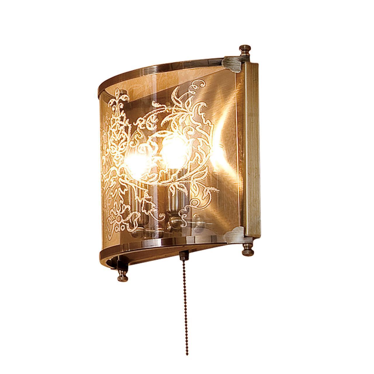 Настенный светильник Citilux Версаль CL408323 citilux cl408323