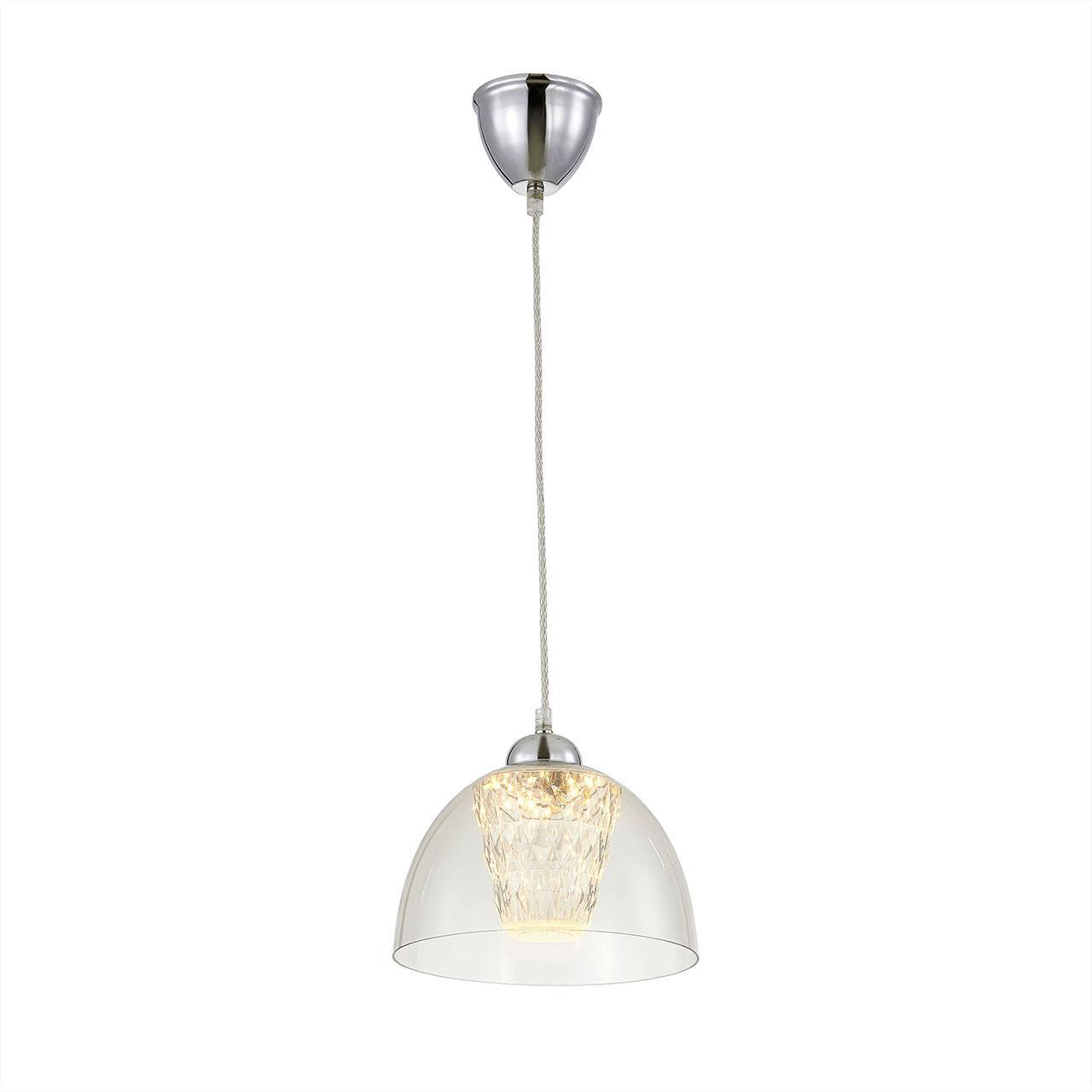 Подвесной светодиодный светильник Citilux Топаз CL717111 citilux подвесной светильник citilux топаз cl717111