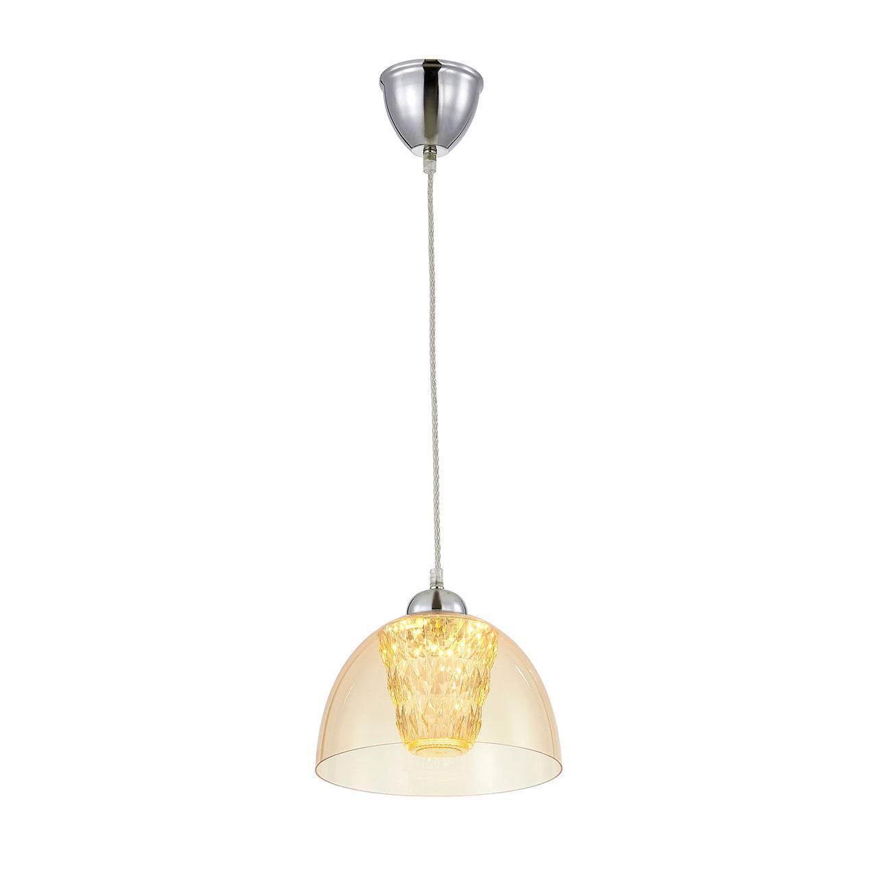 Подвесной светодиодный светильник Citilux Топаз CL717112 citilux подвесной светильник citilux топаз cl717111