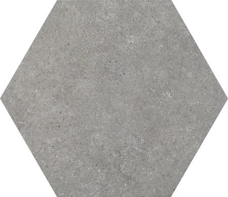 Traffic Grey HEX 25 плитка напольная 250х220 мм/37,44