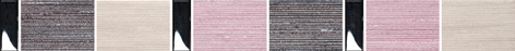Бордюр Colorker Touch +13460 Lis.Bracelet Crema бордюр colorker frapuccino listello descanso pulido 18 7x58 5