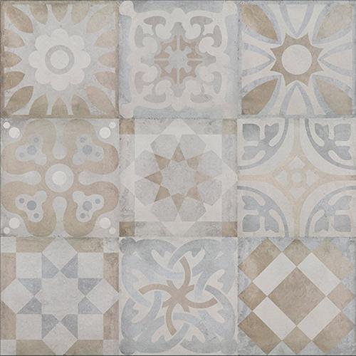 Напольная плитка Colorker District +17644 Town Mix Decor 45 настенная плитка colorker vivenza sapphire decor 29 5x89 3