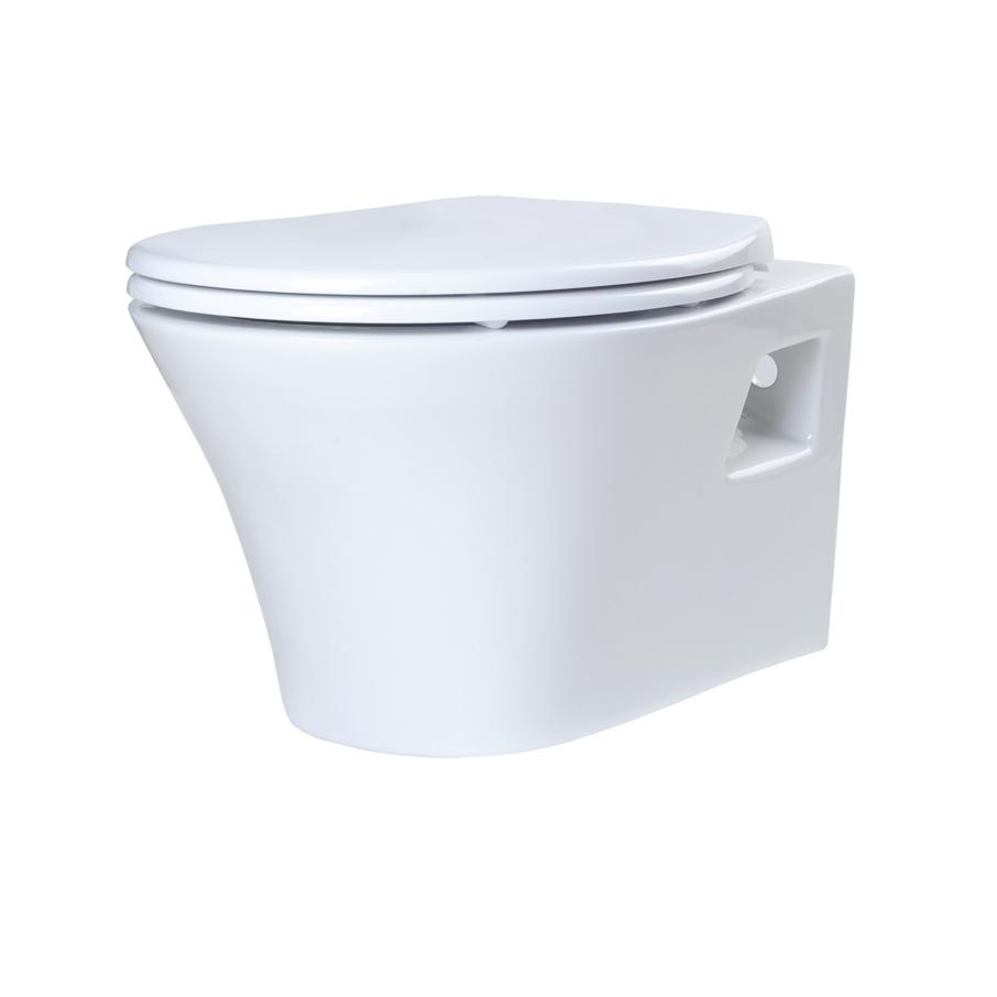 цена Подвесной унитаз Creo Ceramique Paris PA1100