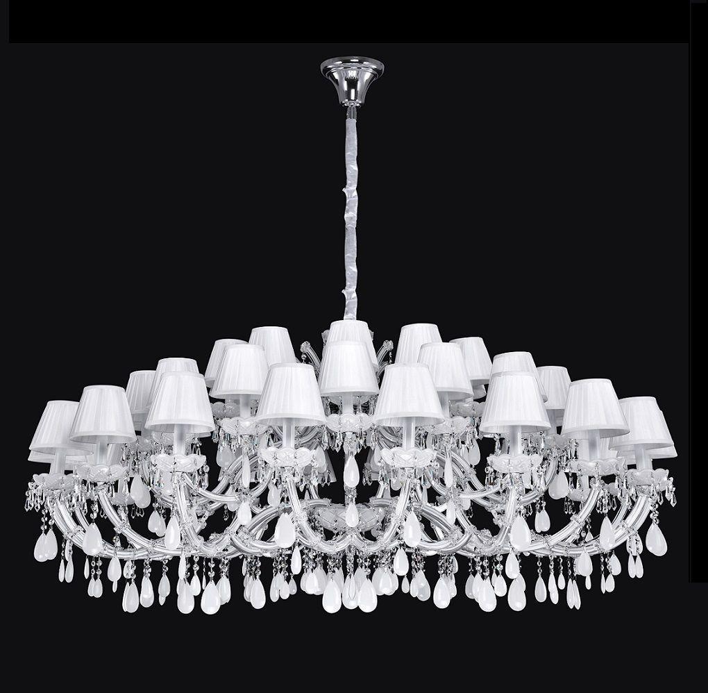 Подвесная люстра Crystal Lux Blanca SP45 crystal lux торшер crystal lux blanca pt5