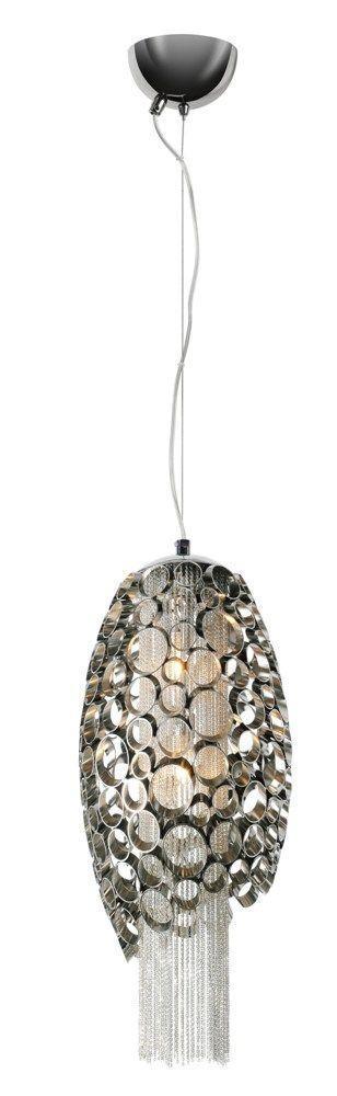 Подвесной светильник Crystal Lux Fashion SP2 вам свет подвесной светильник crystal lux romeo sp2 chrome d250