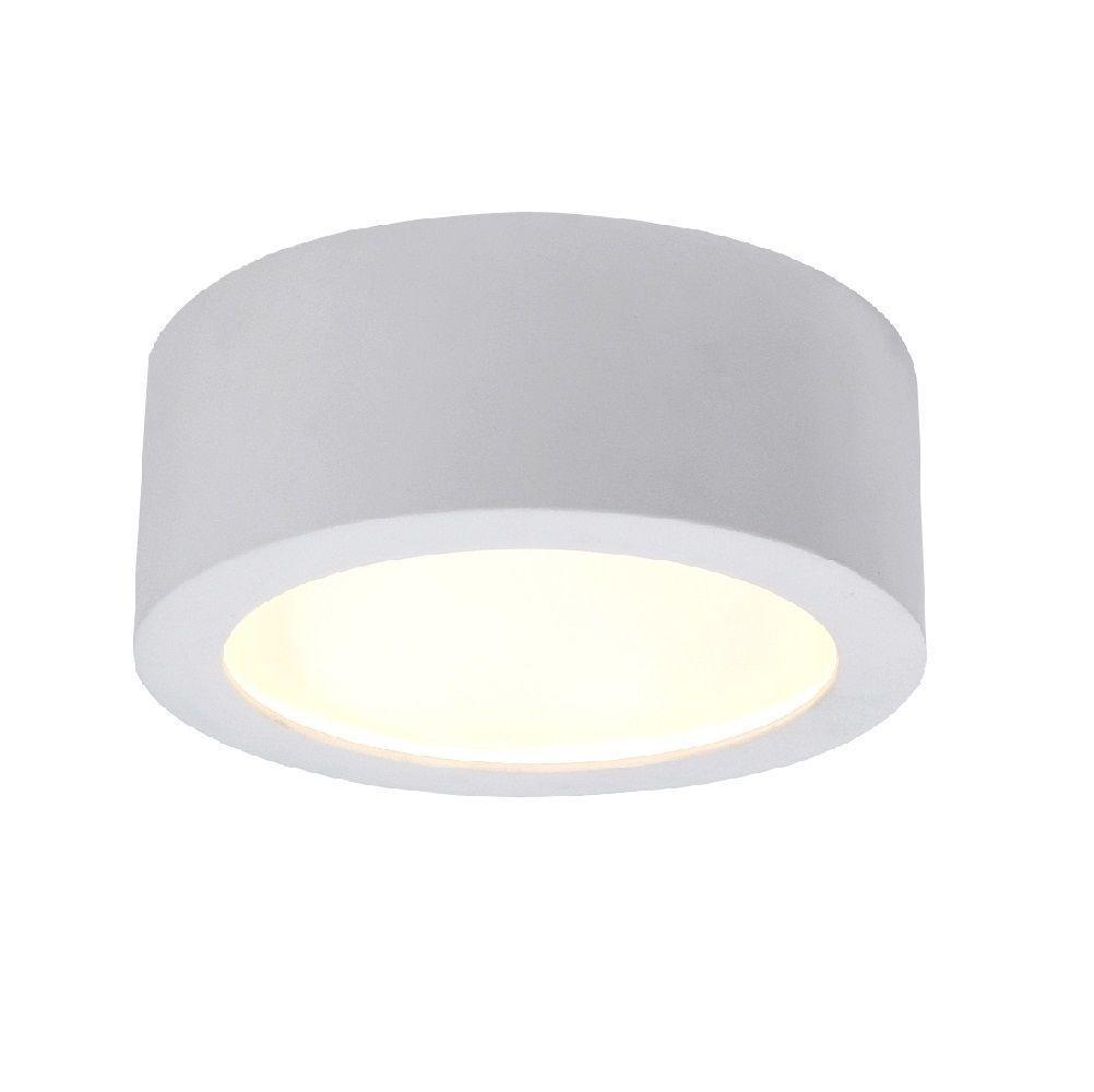 Потолочный светодиодный светильник Crystal Lux CLT 521C105 WH crystal lux торшер crystal lux jewel pt2 wh