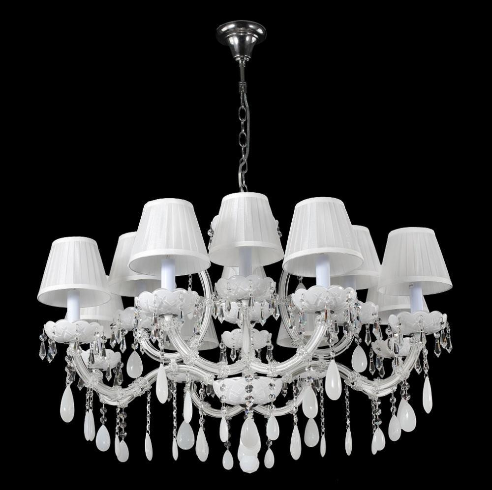 Люстра Crystal Lux BLanca SP12 подвесная crystal lux medea sp12