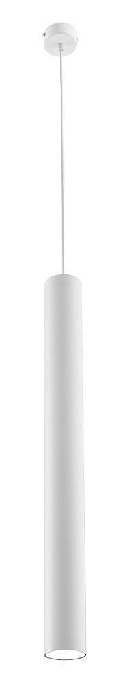 Подвесной светодиодный светильник Crystal Lux CLT 037C600 WH-WH crystal lux торшер crystal lux jewel pt2 wh