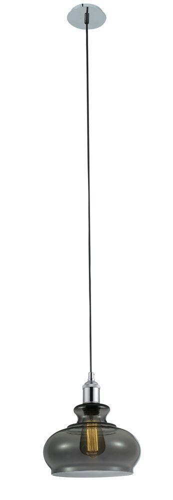 Подвесной светильник Crystal Lux Sonnette SP1 Smoke подвесной светильник crystal lux sonnette sp1 smoke