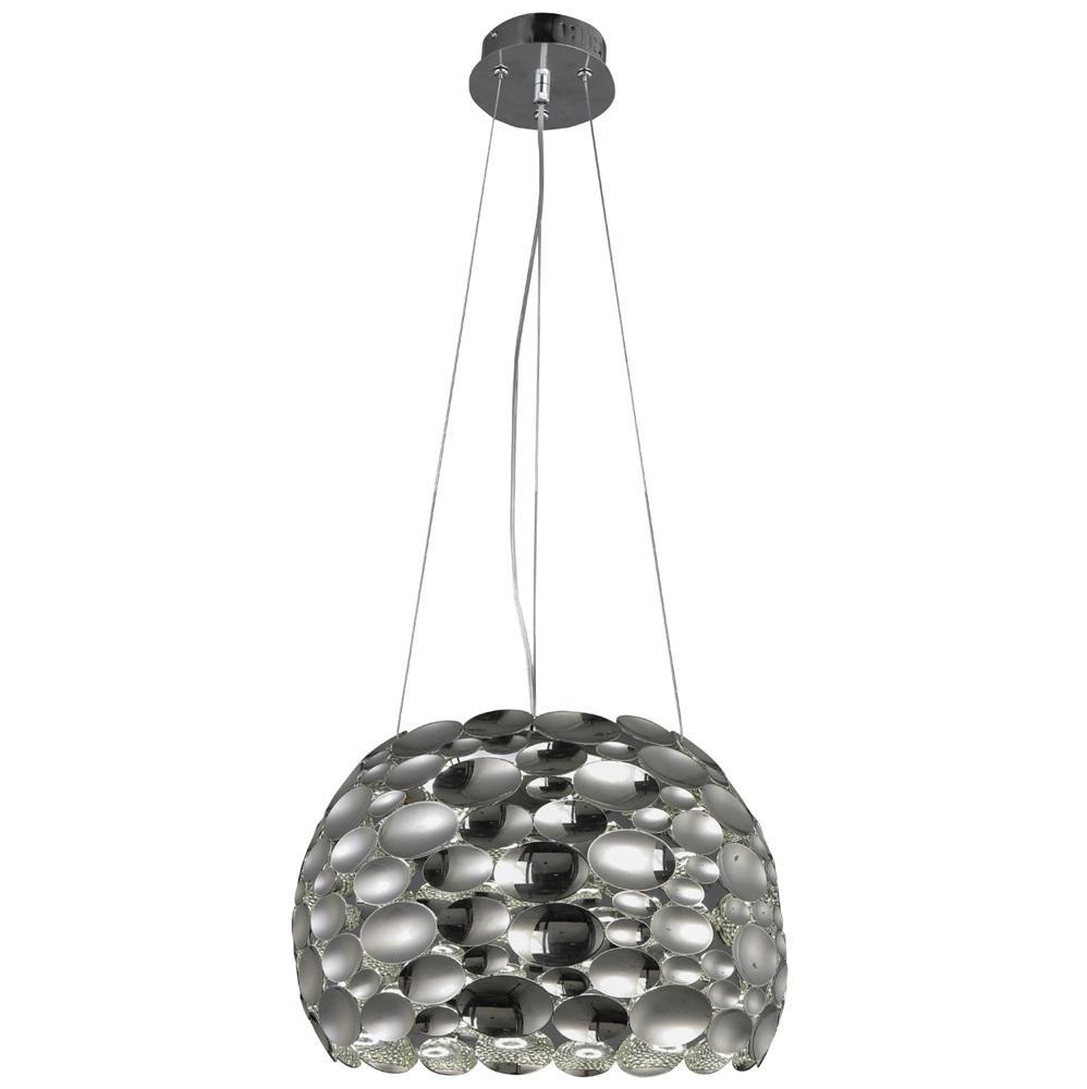 Подвесной светильник Crystal Lux Granada SP5 настенный светильник bloom sp5 gold crystal lux 1154144