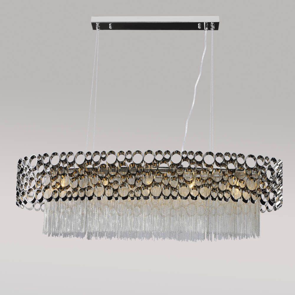Подвесной светильник Crystal Lux Fashion SP5 L100 crystal lux fashion sp5 l 100