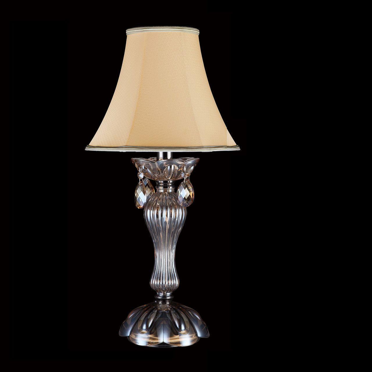 все цены на Настольная лампа Crystal Lux Siena LG1 онлайн