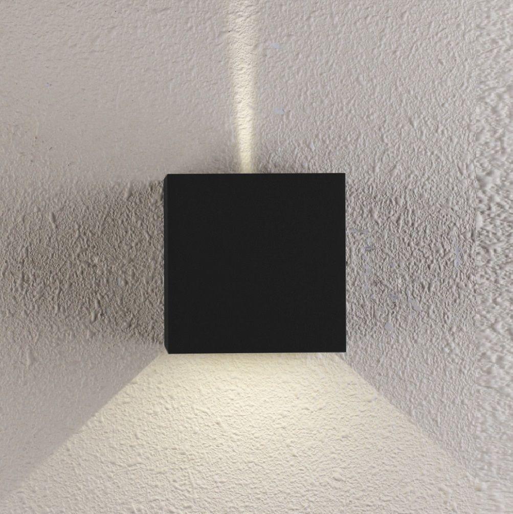 Настенный светодиодный светильник Crystal Lux CLT 520W BL цена