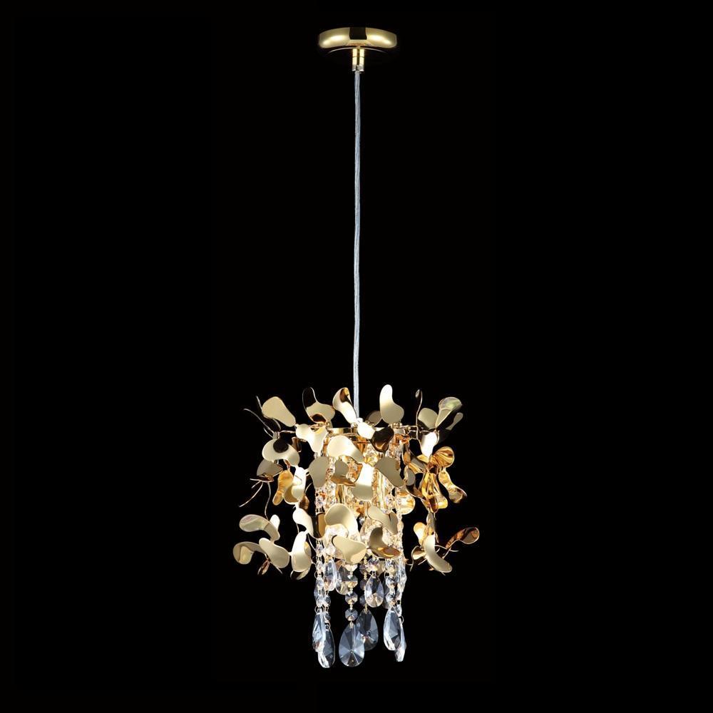 Люстра Crystal Lux Romeo SP2 Gold D250 подвесная вам свет подвесной светильник crystal lux romeo sp2 chrome d250