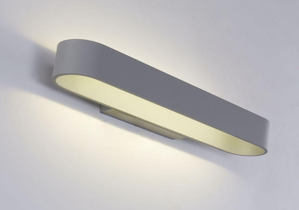 Настенный светильник Crystal Lux CLT 511W425 GR бра crystal lux clt 511w425 gr