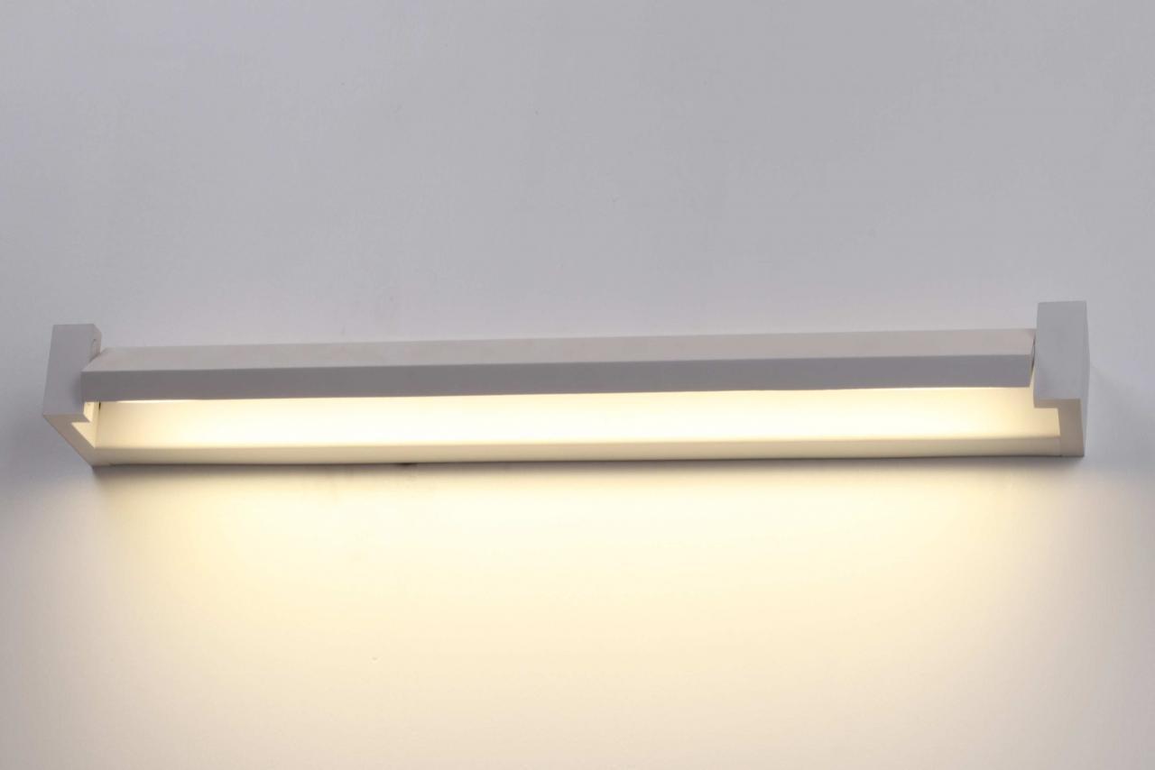 Настенный светодиодный светильник Crystal Lux CLT 028W700 WH crystal lux торшер crystal lux jewel pt2 wh