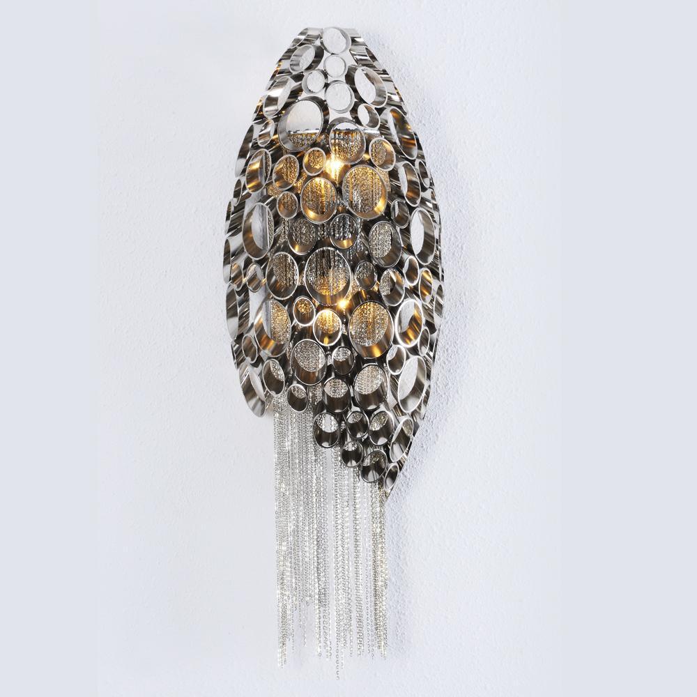 Настенный светильник Crystal Lux Fashion AP2 kcchstar fashion crystal rhinestone necklace earrings ring set golden