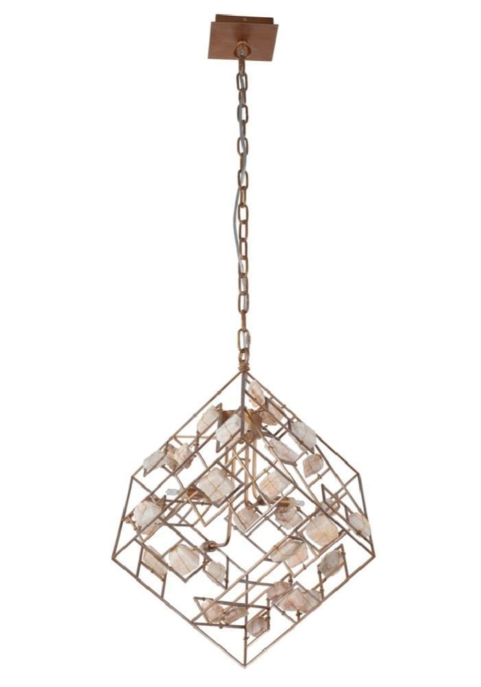Подвесной светильник Crystal Lux Diego SP4 Gold подвесной светильник crystal lux diego sp4 gold