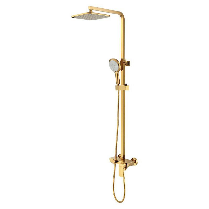 Душевая стойка D&K DA1433703A01 система душевая dk da1433703a01 золото титан
