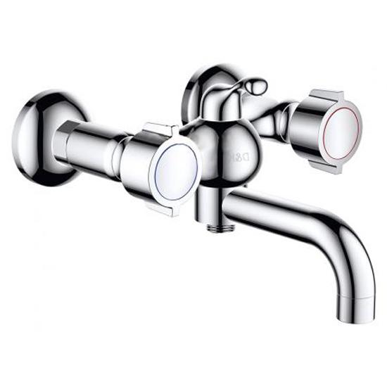 Смеситель D&K DA1413241 для ванны смеситель d