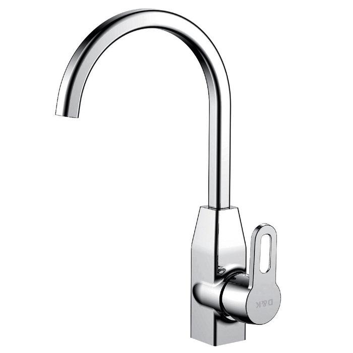 Смеситель D&K DA1172401 для кухни смеситель для кухни d lin d157458